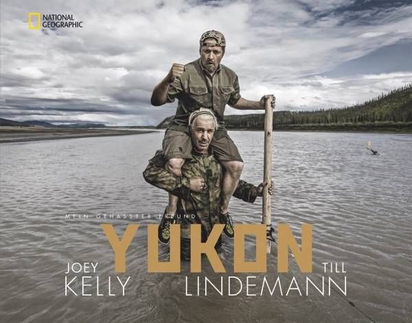 """Yukon Book"" personalized signed by Till Lindemann"