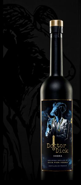 "Official ""Doctor Dick Vodka"" by Till Lindemann"