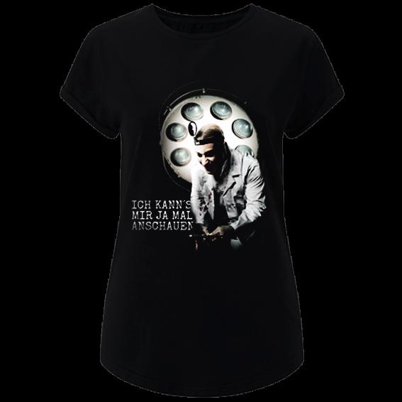 """#7 Shirt """"anschauen"""" Girlie"""